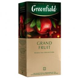 Цай Greenfield хар